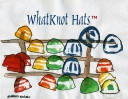 WhatKnot Hats Logo