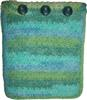 iPad Tablet Cover Blue Green Yellow