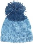 Knit Beanie Ski Hat Navy Cape Cod Blue Pom