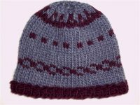 Lost-Horse-Creek-pattern-blue-plum-hat-ski-beanie-hat-web