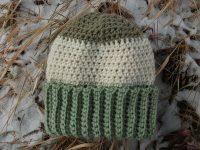 crochet-beanie-slouchy-hat-taupe-aran-green-web