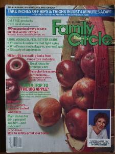 Family Circle October 13, 1981
