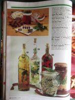 food-gifts-herb-vinegars