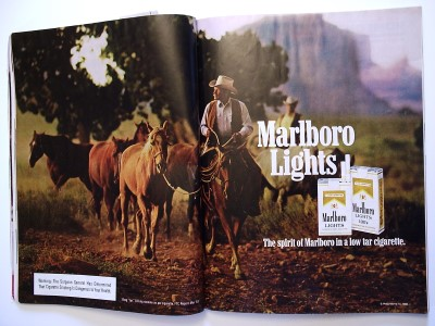 Marlboro-Man-lights-cowboys-string-horses-butte