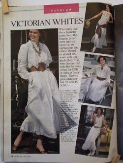 Victorian-white-dresses