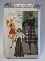 Simplicity-7640-pleated-skirts-sewing-pattern