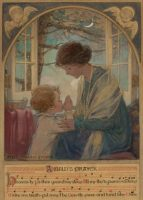 A Child's Prayer by Jessie Willcox Smith, 1925