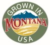grown in Montana logo