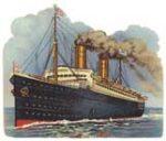 Victorian cruise ship