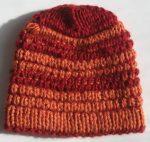 knit-double-ski-skater-beanie-red-orange