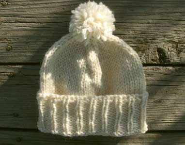 Knit Ivory Cream Beanie Ski Slouchy Watch Hat Sun Rays « Blue and ... 7b602c340ee