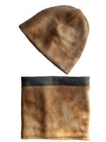 fleece-hat-gaiter-deerskin-camo-metal-gray